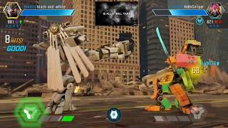 Part 43 of Transformers forged to fight