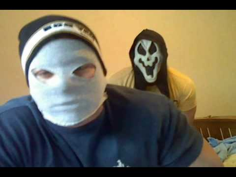 Masked Muscle Convicts Huge