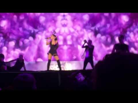 Ariana Grande Hershey PA 7/26/15 Bang Bang