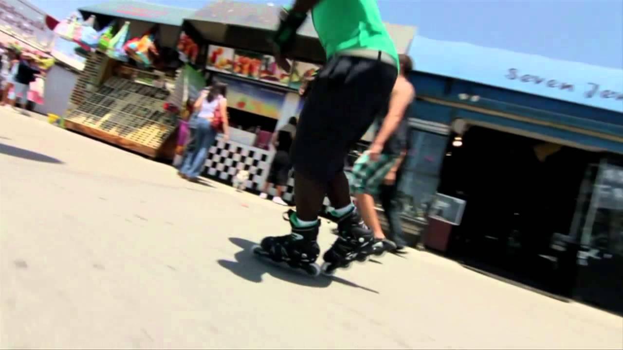 Inline Skates k2 Moto 90 k2 Mach 90 Inline Skates 2012