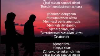 Kahitna - Menikahimu (Video Lirik)