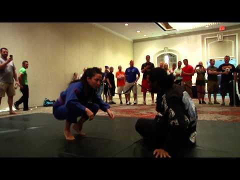 Fight Night Tulsa Open Workout Highlight
