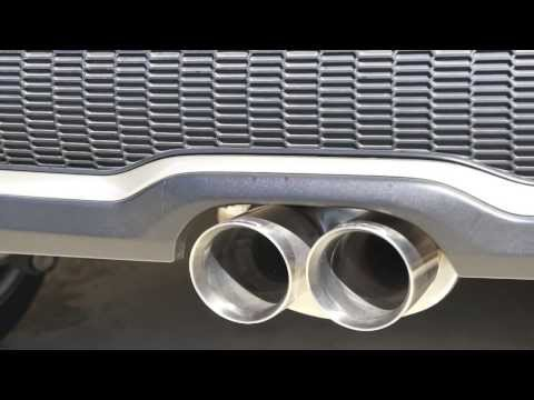 2008 MINI Cooper S R56 ALTA Exhaust System Before and After Sound