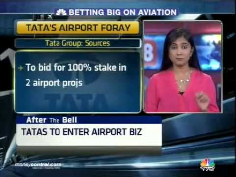 Tatas in race for Chennai, Kolkata airport projects