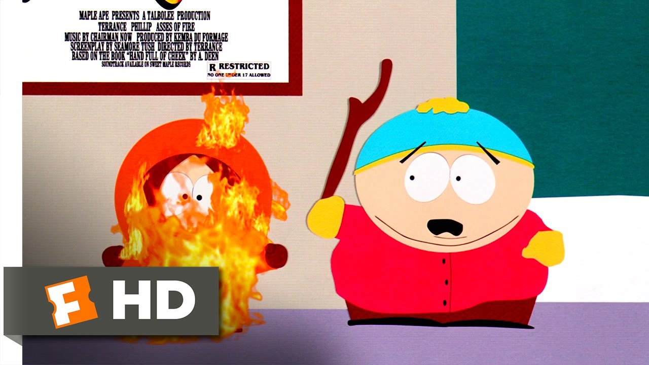 Killing kenny south park bigger longer uncut 2 9 movie clip 1999 hd youtube - Pics of kenny from south park ...