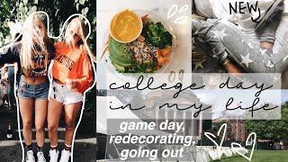 DAY IN MY LIFE AT SYRACUSE UNIVERSITY (game day)