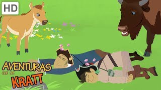 Aventuras con los Kratt - Poderes de Defensa Animal