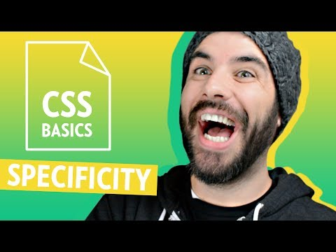 CSS Basics (Part6) — Specificity