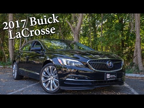 2017 Buick Lacrosse - Quick Look!