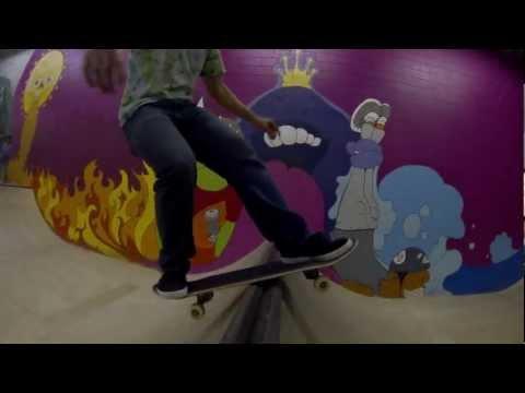Skate Date at Metro