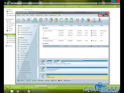 SD-Ext Partition erstellen [Android] HTC HD2   Tutorial