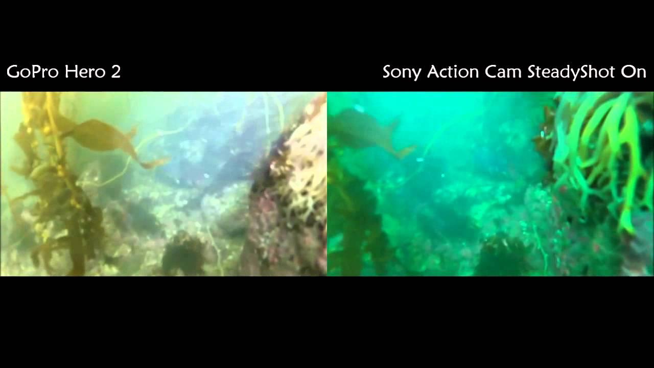 Lens Gopro Hero 2 Gopro Hero 2 Underwater
