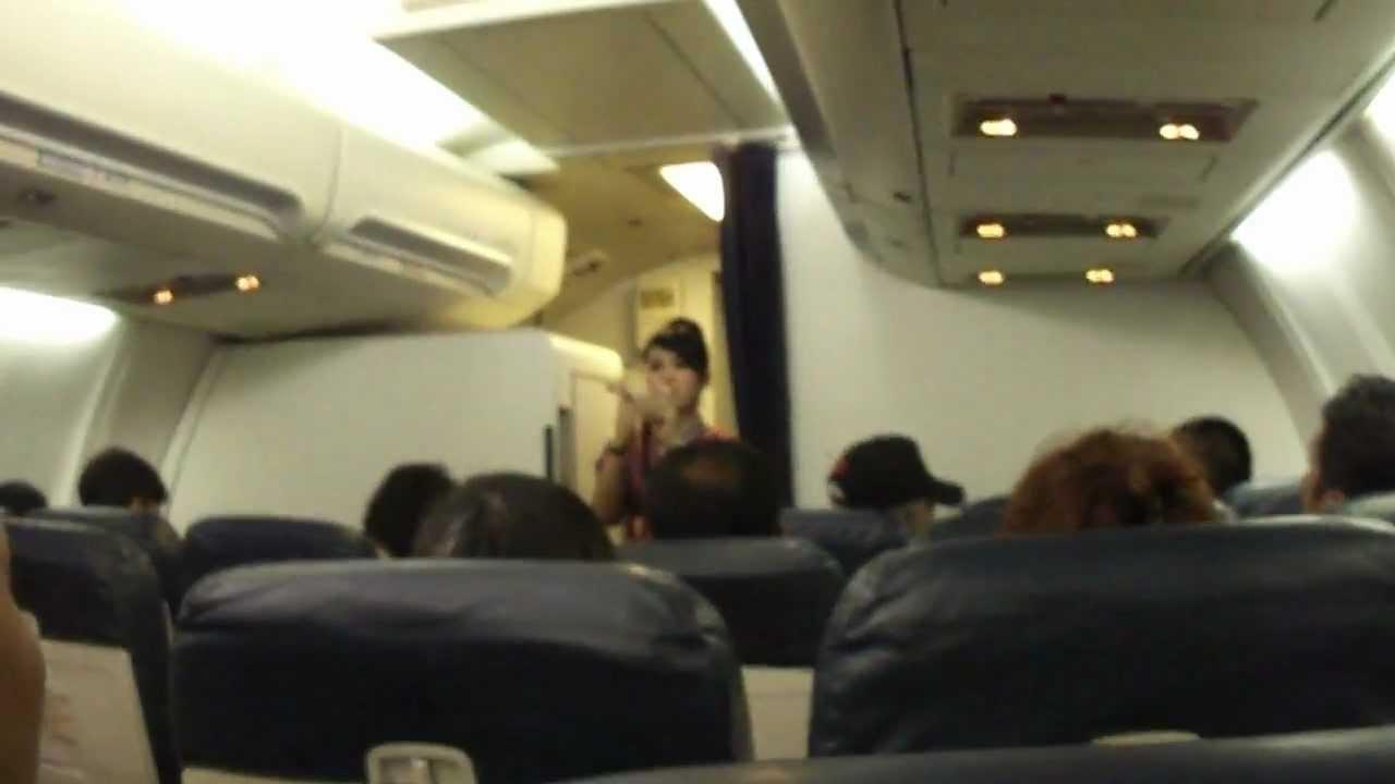 Foto Dalam Pesawat Lion Air Naik Pesawat Lion Air Dan