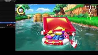 Super Mario Party River Survival - 16:52