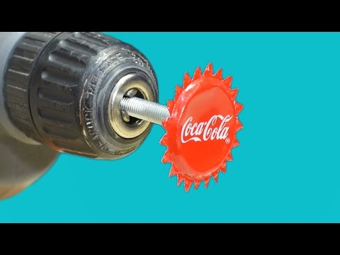 3 Awesome Life Hacks with Drill