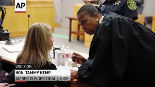 Judge: Guyger 'asked me' for hug after sentencing
