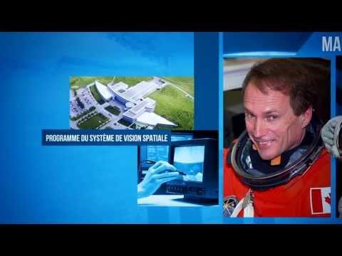 L'astronaute Steven MacLean reçoit un doctorat honoris causa de l'INRS