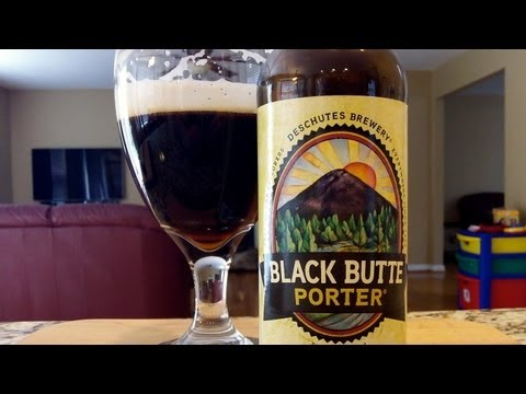 Deschutes Brewery Black Butte Porter DJs BrewTube Beer Review #367