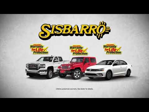 Sisbarro Used Cars Dealer For Life