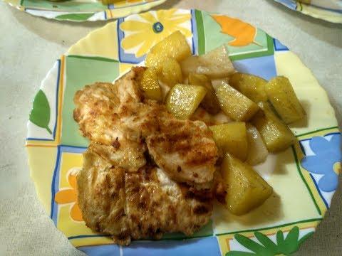 9. Как накормить семью быстро и вкусно / Вкусный обед или ужин / Рецепты / Mila_vlog