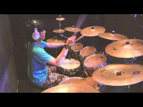 Dimas Priyo - Hiperbola Dogma Monotheis (Deadsquad Drum Cover)