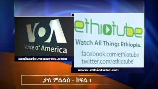 Ethiopia: VOA Amharic - Interview with EthioTube founders Alemayehu Gemeda and Muktar Mohammed Pt. 1