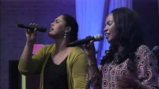 Betty Wolde & Azeb Hailu - Live Worship @ Ethiopian Christians Fellowship Church Huston, Texas USA
