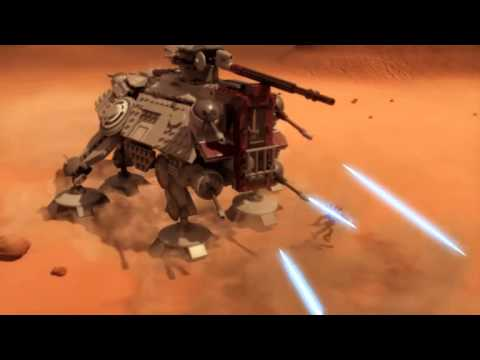 LEGO® Star Wars ™ AT-TE Episode 12 Part 1
