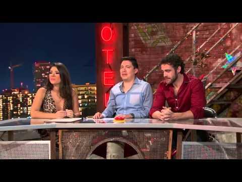 Retofamosos - Ep. 54 - Nadine Velazquez, Lety Morales, Daniel Riolobos, Armando Hernández, Karina Ga thumbnail