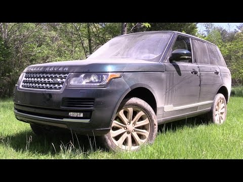 2016 Land Rover Range Rover HSE Td6 (Diesel) - First Drive & Off Road Review