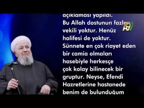 Mahmut Efendi: