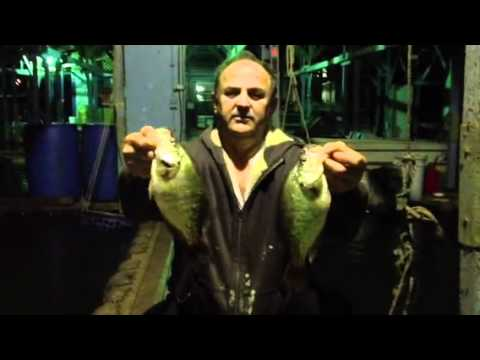 Crappie Fishing Crazy! NEW 3/14/2012 Spring