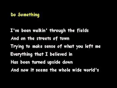 Eagles - Do Something