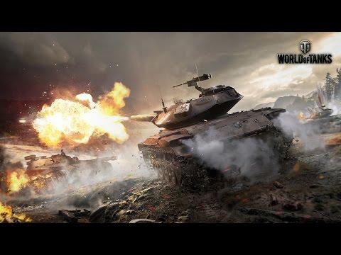 Легкий стрим.Сложный геймплей ~World of Tanks~