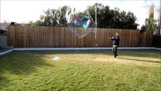 Big Bubble Duration Test