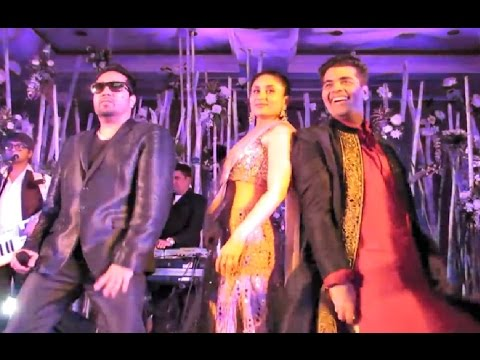 Kareena Kapoor Dance Performance At Manish Malhotra Niece Sangeet