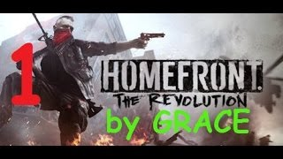 HOMEFRONT THE REVOLUTION gameplay ITA EP 1 L