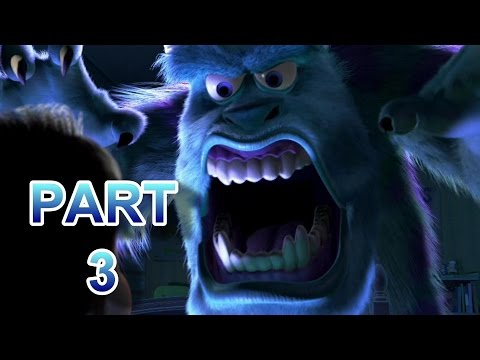 Monsters Inc. Movie Mistakes, Goofs and Fails Part 3