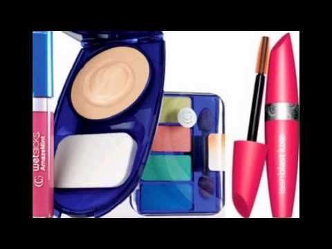 Top 10 best makeup brands - youtube.
