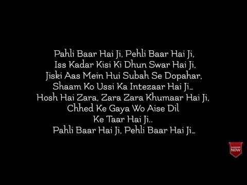 Download Lagu  Pehli Baar  s    Dhadak   Ishaan & Janhvi   Ajay Gogavale   Ajay-Atul   Amitabh Bhattacharya Mp3 Free