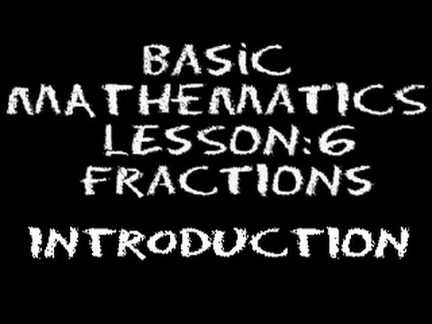 Fractions & Mixed Numbers