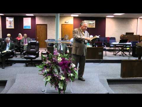 Preaching, Part 2, Be A Dreamer, May 18, 2011 video
