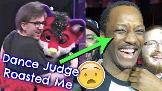 Fursuit Dance Competition Judge ROASTED ME!!