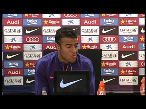 FC Barcelona step up the effort against their strongest opponents, says Rafinha