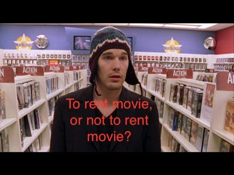 Quick Reviews with Maverick: Hamlet (2000) Review