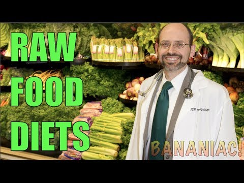 Raw Vs Cooked Food Vegan Diets | Dr. Michael Greger