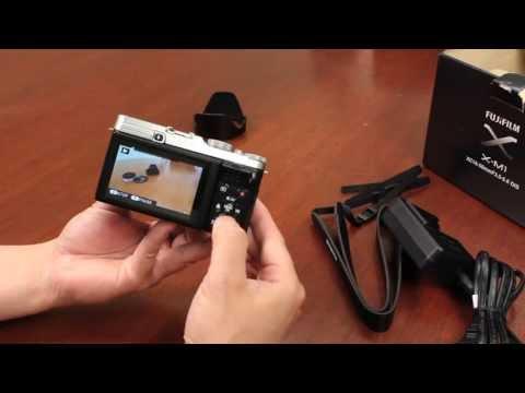 Fuji Guys - Fujifilm X-M1 - Unboxing & Getting Started