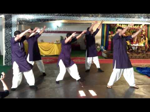 Desi Boyz Mehndi Dance video