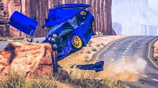 EXTREME CRASHES #121 - BeamNG Drive