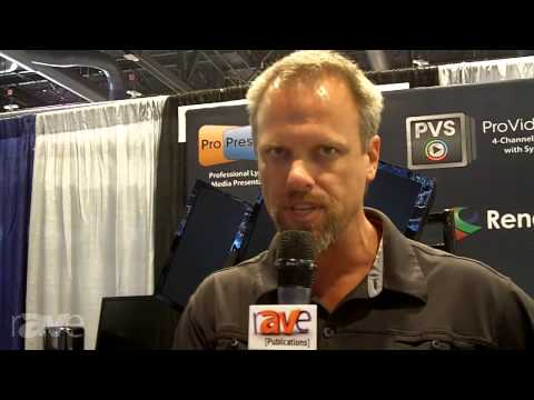 InfoComm 2014: Renewed Vision Previews ProVideoPlayer 2 and More